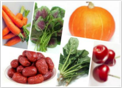 补血无须沾血腥,二十种蔬果补血疗效极佳