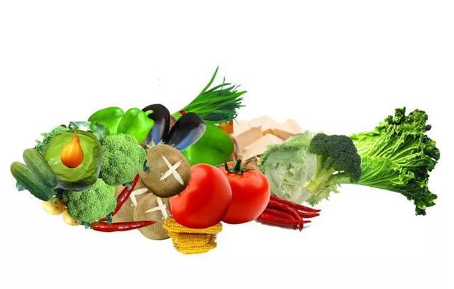 八大纯素食物让您轻松消夏