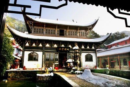 江西吉安净居寺