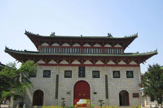 江西九江庐山东林寺