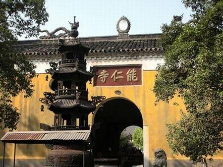 江西九江能仁寺