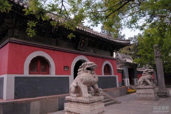 北京戒台寺