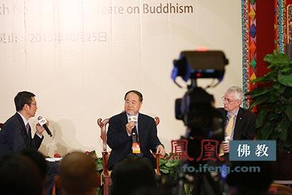 莫言:宗教中对我影响最深的是佛教