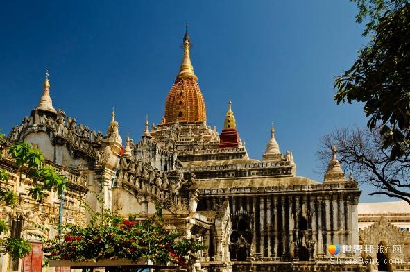 缅甸阿难陀塔寺