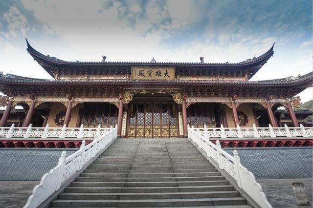 浙江省上虞区东山寺征文通启