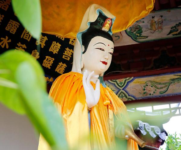2017年宁波慧日禅寺二月十九观世音菩萨圣诞法会通启