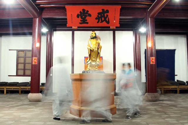 第八期天童禅寺居士禅修开始报名啦!