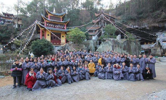 天台山慈恩寺将举办2017年五一短期禅修班