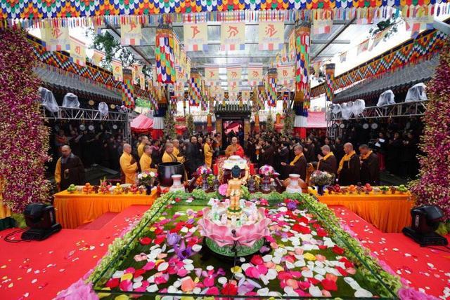直播预告   北京西山双泉寺浴佛节祈福祝圣法会