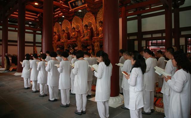 中国佛学院普陀山学院第三期居士教育班招生