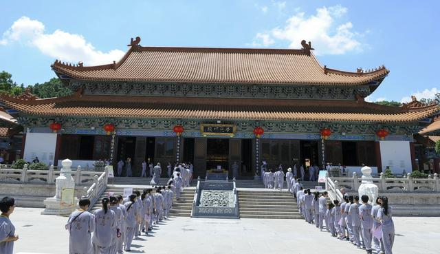 2017年珠海普陀寺短期出家即将开始