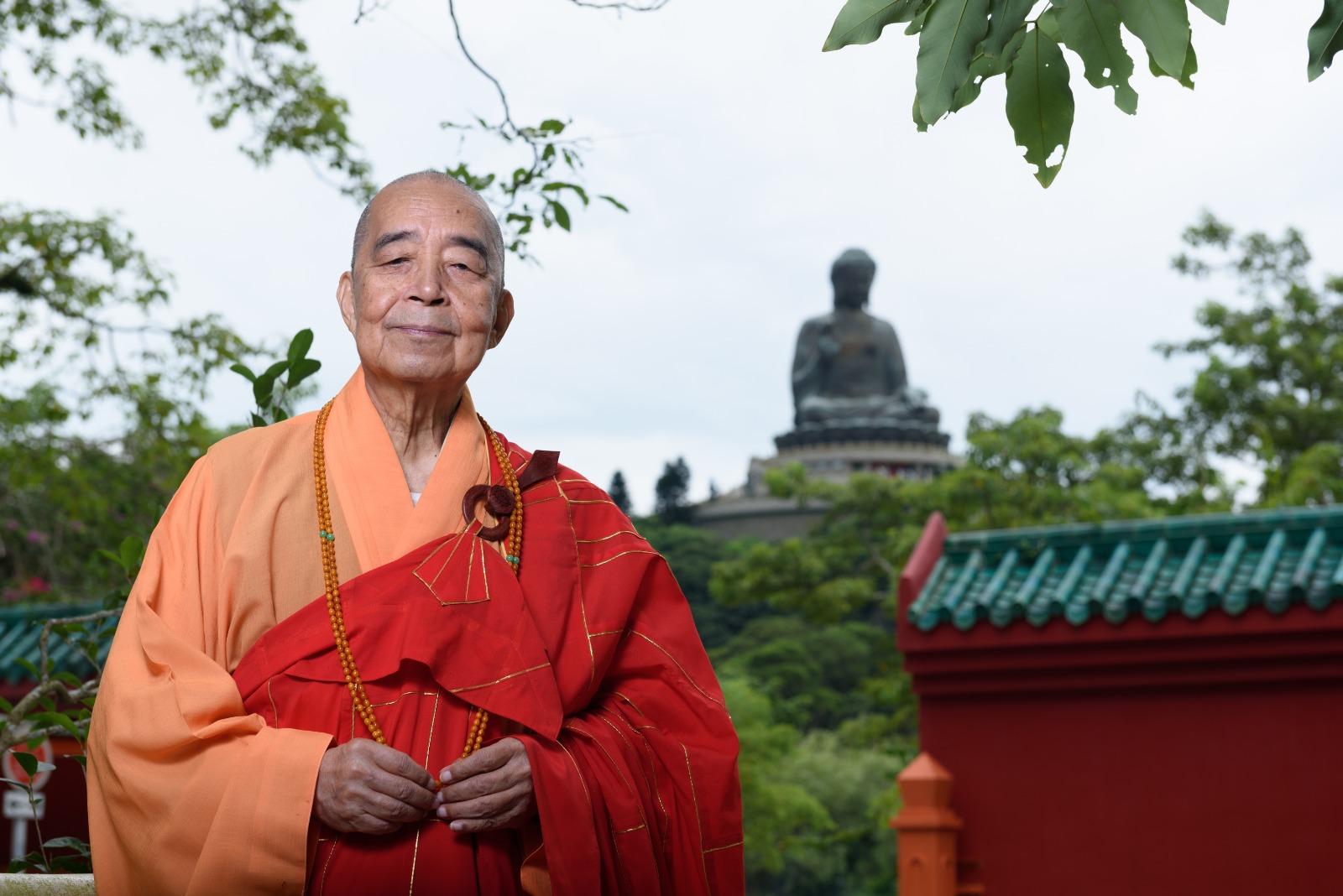 香港佛教联合会荣誉会长智慧长老圆寂,享年86岁