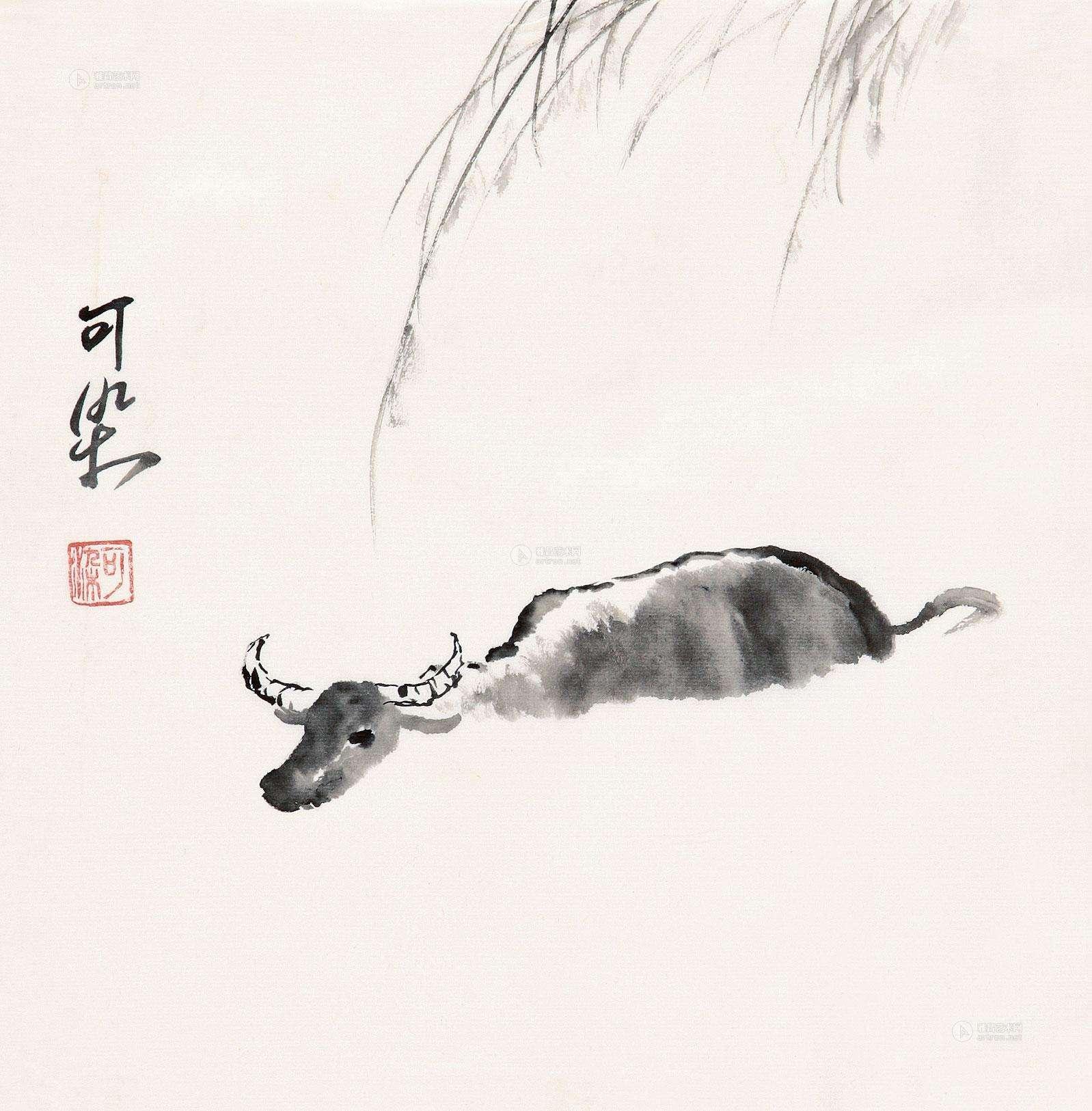 水牛在佛经中有何譬喻?
