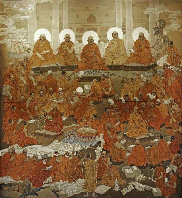 佛教史上有几次重大结集?