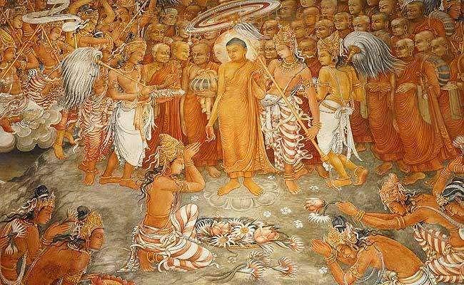 什么是大乘佛教与小乘佛教?