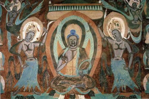 玉门关内外的佛教艺术有哪些不同?